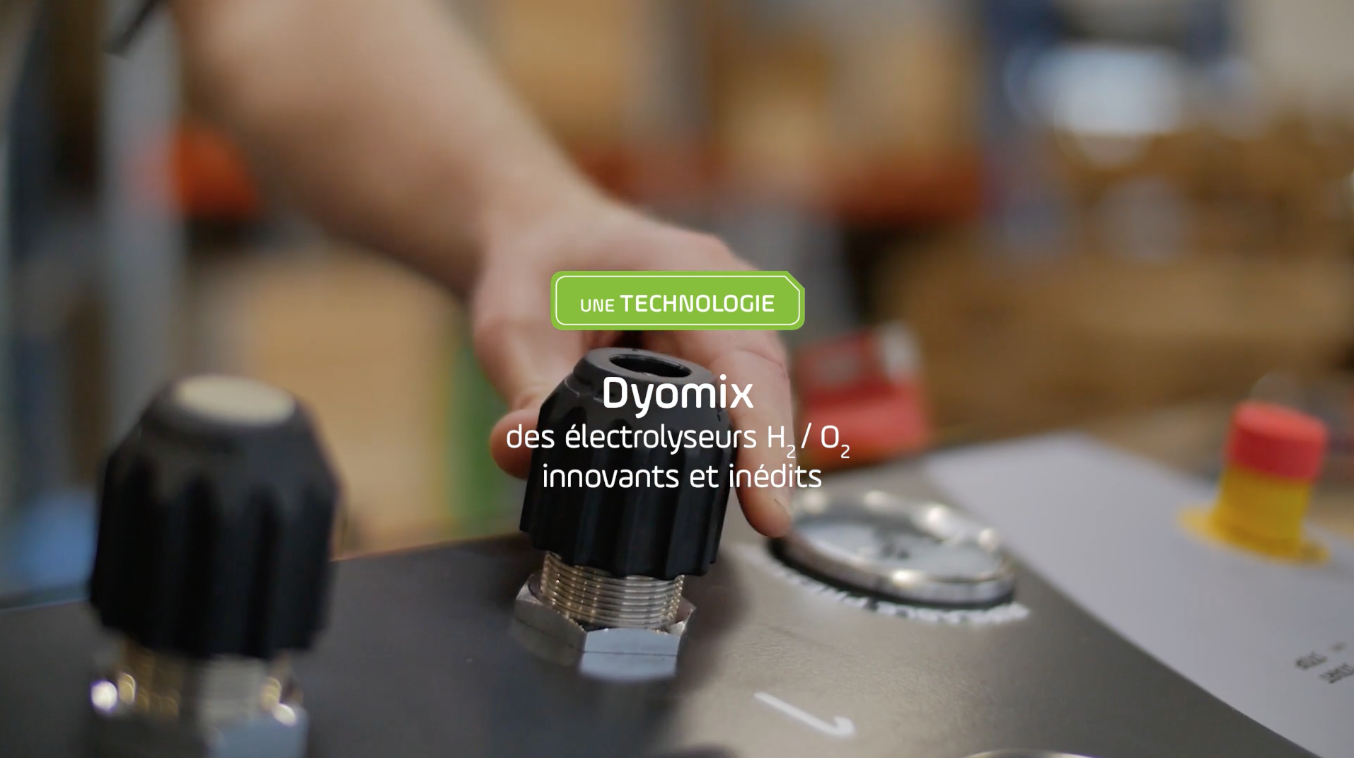 [VIDEO] Bulane Dyomix, A Flaming Technology
